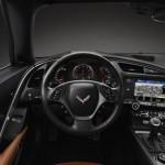 Chevrolet corvette Interior 9