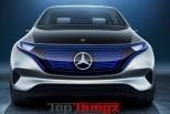 Electric SUV of the Future Mercedes-Benz Generation EQ Concept