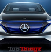 Electric SUV of the Future Mercedes-Benz Generation EQ Concept