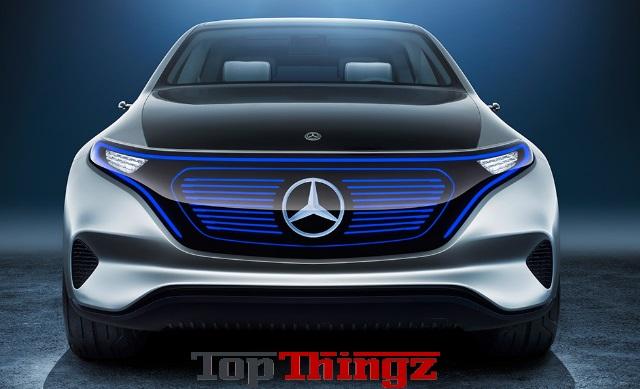 Mercedes-Benz Generation EQ Concept 1