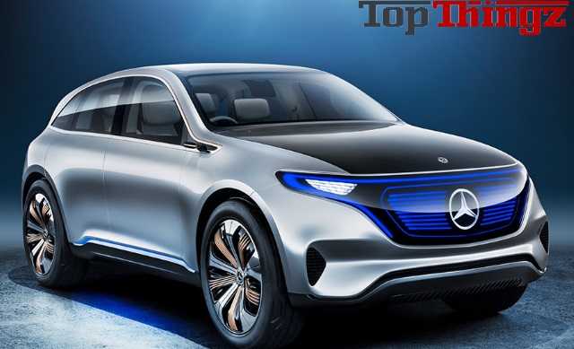 Mercedes-Benz Generation EQ Concept 3