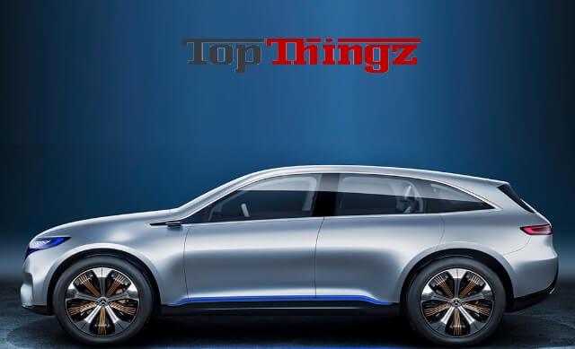 Mercedes-Benz Generation EQ Concept 4