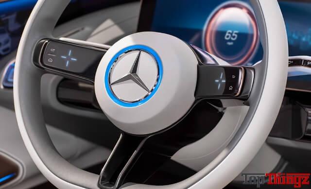 Mercedes-Benz Generation EQ Concept 6