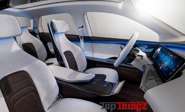 Mercedes-Benz Generation EQ Concept 7