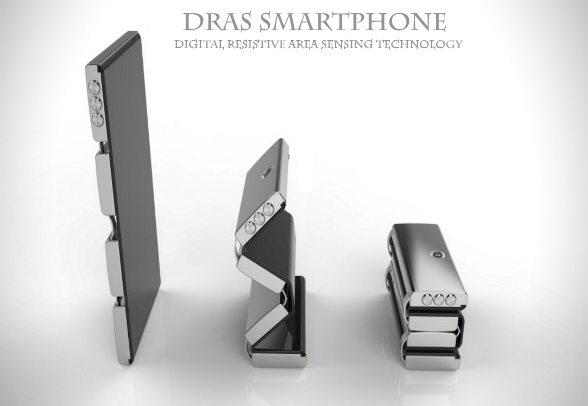 Truly Foldable Smartphone