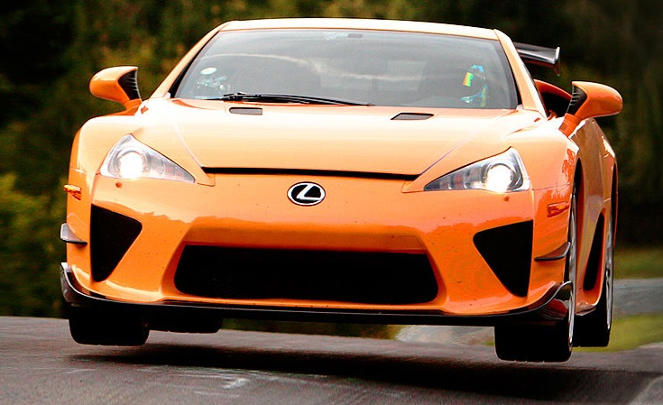 Merveilleux Lexus ...