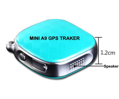 New Generation Personal Mini A9 GPS Tracking Gadget - TopThingz