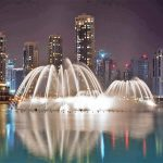 Benefit from the Dubai Fountain