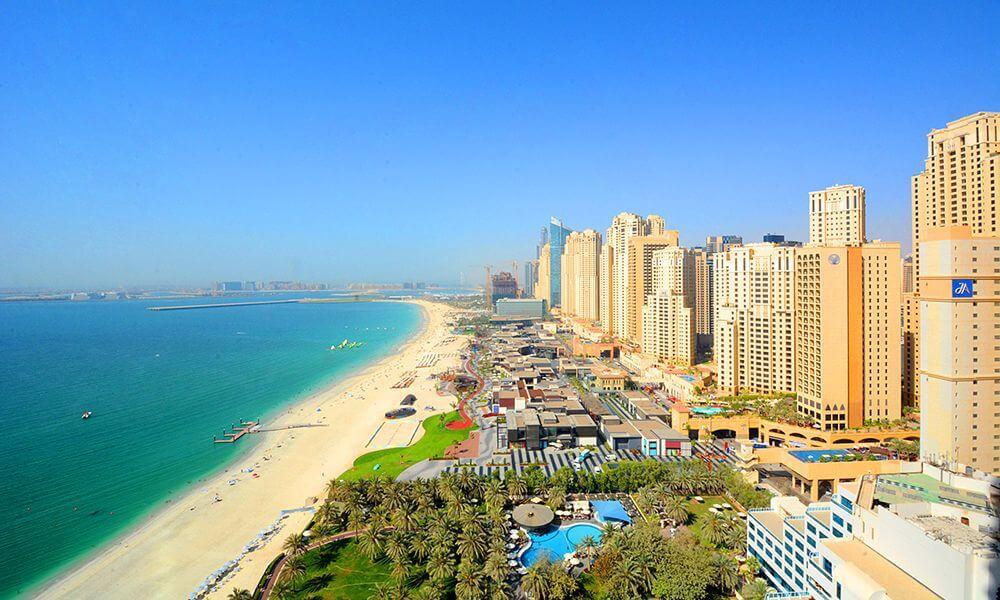 Jumeirah Beach Home
