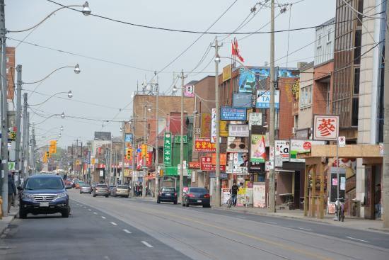 Chinatown - Toronto
