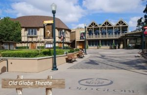 Catch a play at the Old Globe Theatre