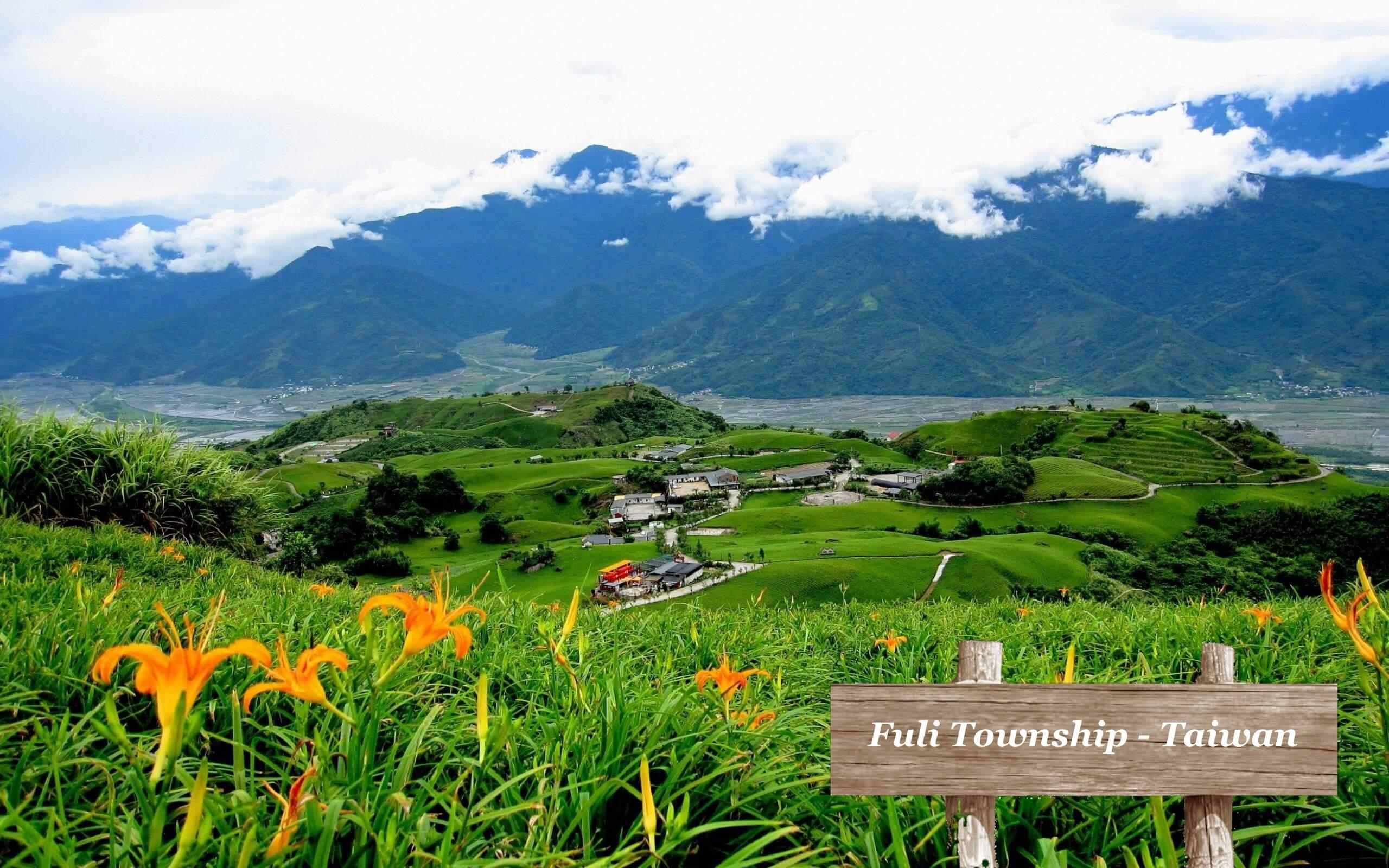 Fuli Township, Taiwan