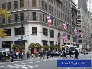 Lord & Taylor - NY