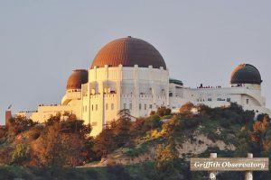 Stargazing at the Griffith Observatory