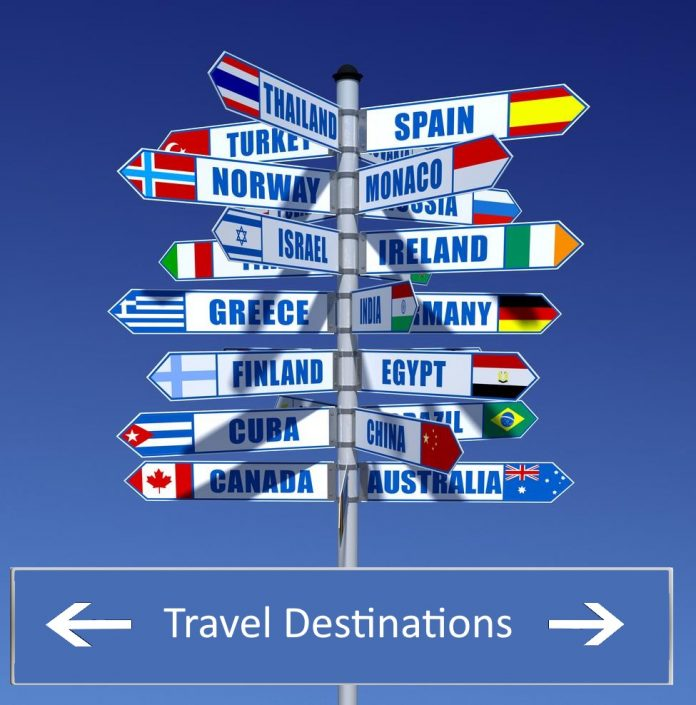 Your Travel Destination Now