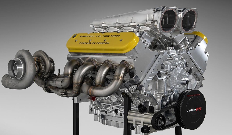 Venom-F5-engine - 2