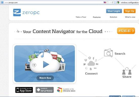 ZeroPC Cloud System