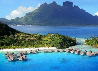 History of Bora Bora island
