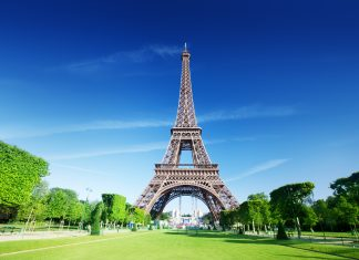 History of Eiffel Tower