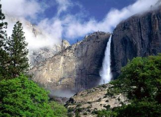 History of Yosemite National Park