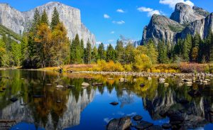 History of Yosemite National Park