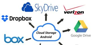 Best Cloud Storage Android Data Apps