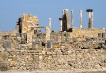 History of Volubilis City