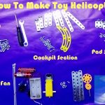 How to Make a Toy Helicopter